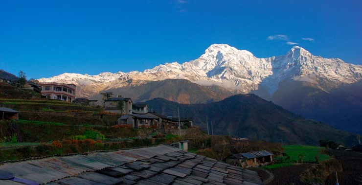 Annapurna Villages