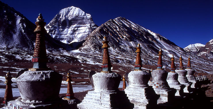 holy kailash to humla