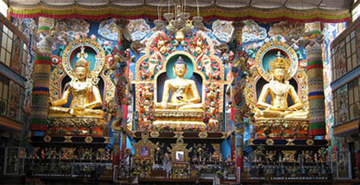 Highlights Of Central Tibet Packages