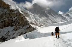Tibet Everest Enconter