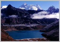 Everest Gokyo and B.C